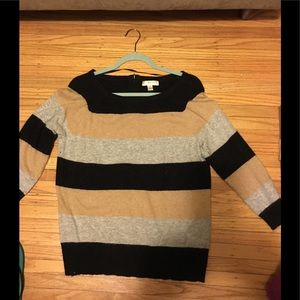 Kenar Striped Sweater XL